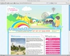 Website Design for Perfect Day Music Festival